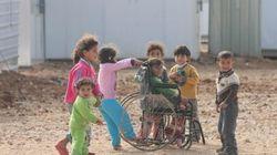 Los campamentos de refugiados no son atracciones