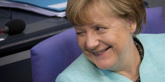 Merkel aboga por la cooperación con Rusia para acabar con la guerra en