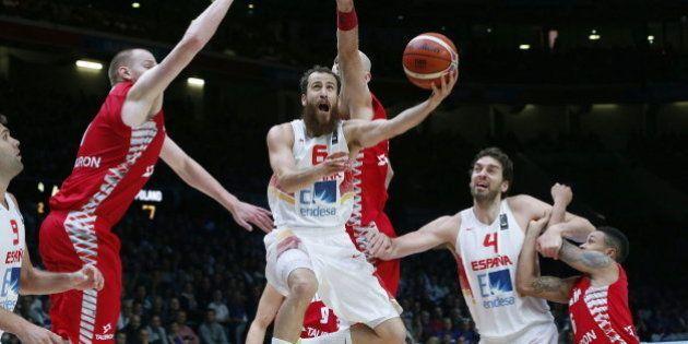 España doblega (80-66) a Polonia y se cita con Grecia en los cuartos de final del