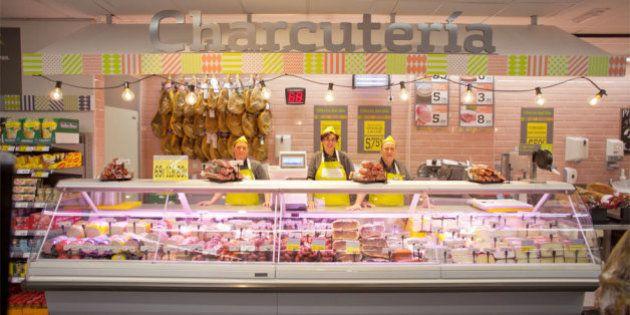 ¿Por qué algunos supermercados Eroski están