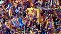 La UEFA vuelve a sancionar al Barça por las esteladas en el Camp