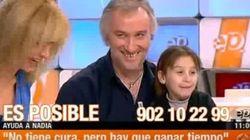 La Generalitat entrega la guarda cautelar de Nadia Nerea a sus