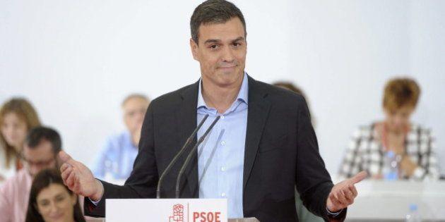 El PSOE presenta un adelanto de su programa