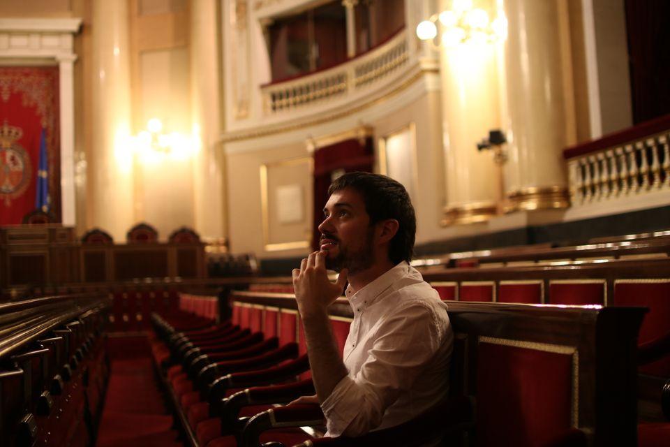 Bernat Picornell, el senador