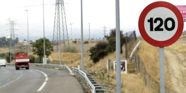 La Generalitat no subirá el límite de velocidad en carreteras a 130 km/h en