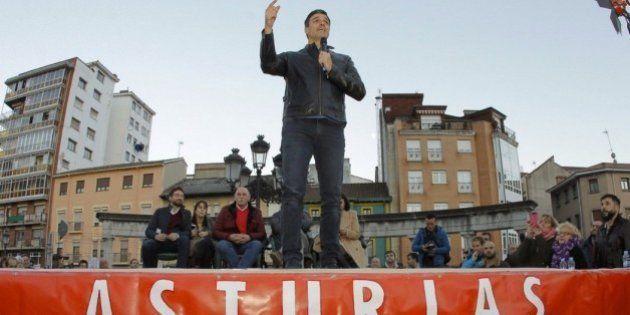 Pedro Sánchez, en Asturias: