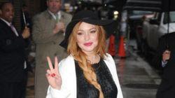 Lindsay Lohan quiere ser presidenta de