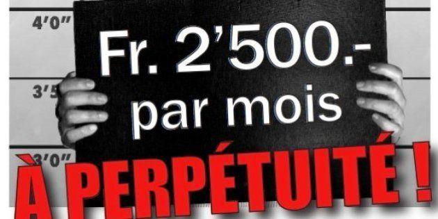 Los suizos votarán si dan una renta de 2.000 euros mes a sus