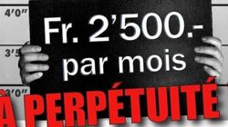 Los suizos votarán si darse 2.000 euros al