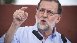 Rajoy culpa al PSOE y Ciudadanos si hay terceras