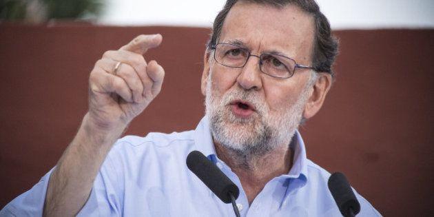 Rajoy presiona a PSOE y C's para que le apoyen: