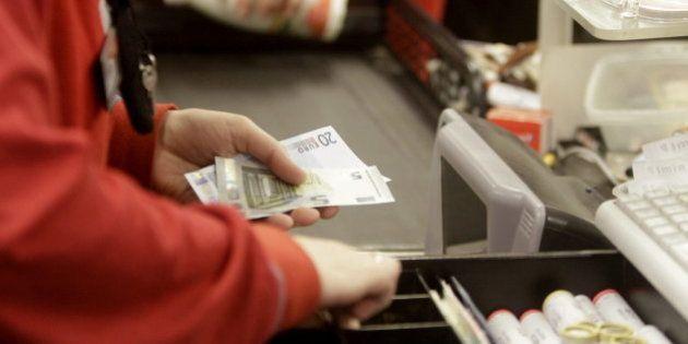 El gasto de los hogares aumentó un 1,4% más, el primer crecimiento desde