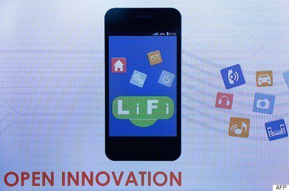 Li-Fi: un mundo conectado a la velocidad de la