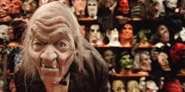 Halloween 2015: descubre de qué monstruo debes ir disfrazado