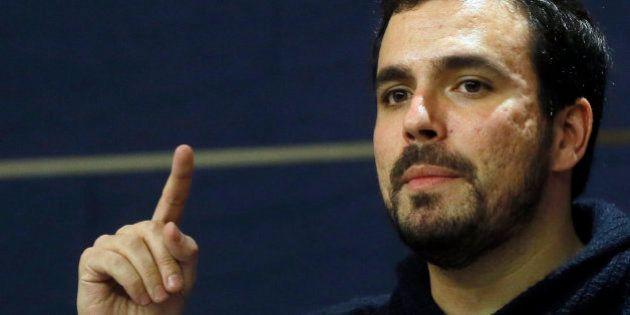 IU reacciona con este GIF al acuerdo de PSOE y C's... y triunfa en