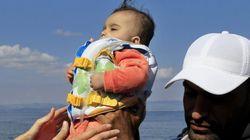 15 niños entre los 34 ahogados en un naufragio en