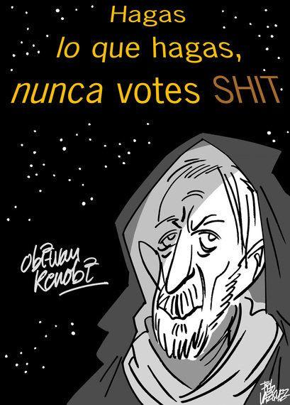 'Star Wars' en campaña