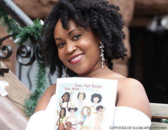 Por qué esta madre escribió un libro titulado '¡Pelo malo no existe!'