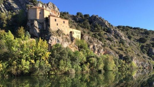 España vista a través del agua: los reflejos de los lectores