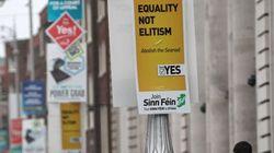 Los irlandeses votan en contra de eliminar el