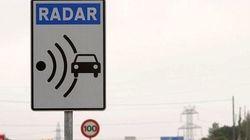 ¿A qué velocidad saltan los radares en cada carretera?