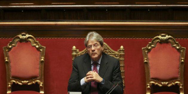 Paolo Gentiloni acepta ser el nuevo primer ministro de
