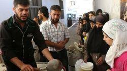 El hombre que ayuda a los sirios atrapados en Alepo durante el