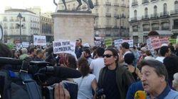 El 15M vuelve a la calle en Madrid: