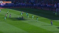 El gol que si lo hubiera marcado Cristiano estaría en todos los