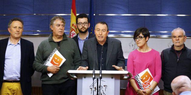 IU y Compromís dejan en suspenso el foro a cuatro tras la marcha de Podemos y tampoco hablarán con el