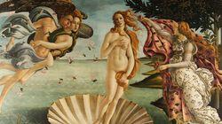 21 ocasiones en las que el arte se rindió a la belleza de una
