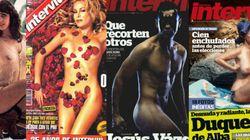 2.000 portadas de Interviú: 38 años de destape