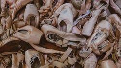 La cuenta de Instagram de esta bailarina enseñan el lado más brutal del ballet