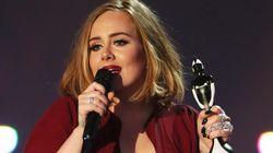 Adele se corona en los Brit