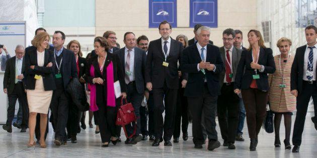 Rajoy busca el apoyo del PPE contra la deriva independentista de