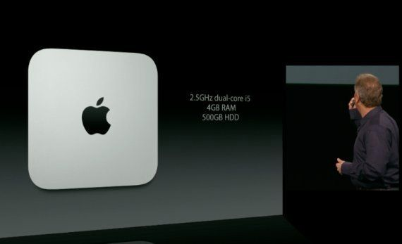 iPad mini: Apple anuncia una tablet más pequeña y barata... y renueva iMac, MacBook, iPad y Mac Mini...