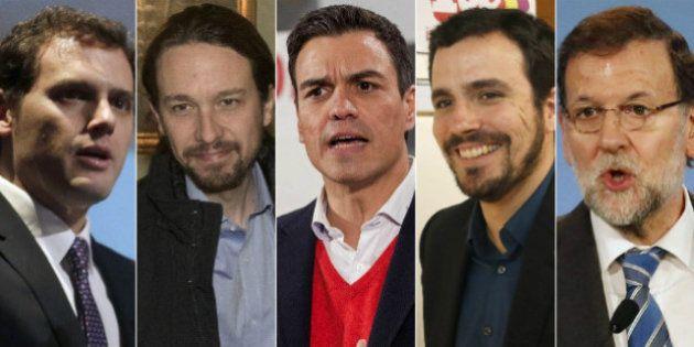 ENCUESTA: ¿A quién votarías en las elecciones