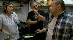 ¿Qué da más miedo de 'Pesadilla en la cocina', la grasa o las frases?
