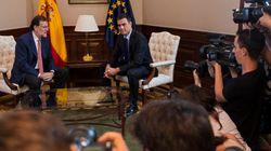 Rajoy se reúne sin grandes expectativas con Sánchez para intentar negociar su