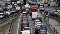 ¿Por qué hay atascos en Madrid? ¿Cuánto influyen las frecuencias del