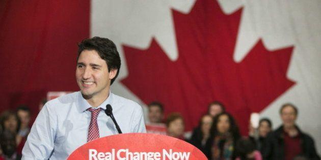 7 claves del histórico éxito de Trudeau en las elecciones de