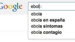 Así se ha disparado el interés por el ébola en Internet
