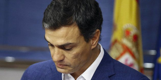 Pedro Sánchez renuncia a su acta de diputado: