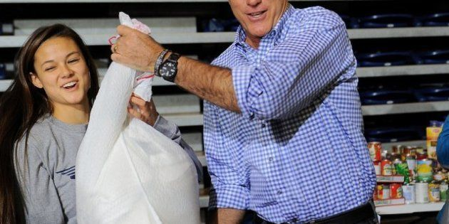 Elecciones EEUU 2012: Romney recaudará fondos para los afectados por Sandy en Ohio, un estado