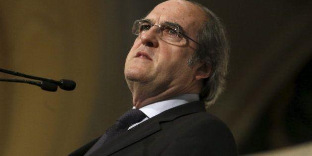 Ángel Gabilondo, candidato del PSOE a la Comunidad de