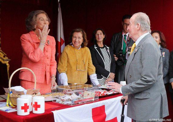 Letizia y el rey Juan Carlos: primer encuentro 111 días después
