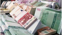 El dinero corre (mucho) lejos de