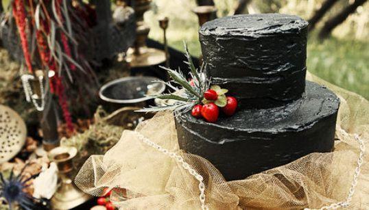 16 terroríficas ideas para celebrar una boda inspirada en