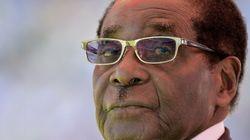 Alucina con el banquete de Mugabe para celebrar su 91