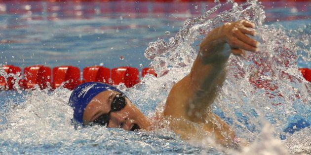 Mireia Belmonte, tercer oro en los Mundiales de